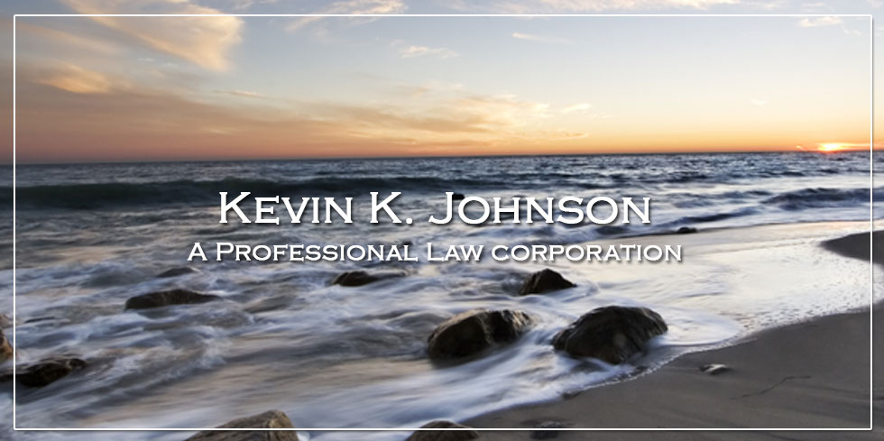 Providing Legal Services Throughout California